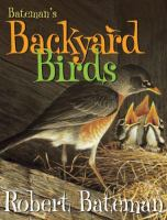 Bateman's Backyard Birds