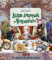 Lewis Caroll's Alice's Adventures in Wonderland