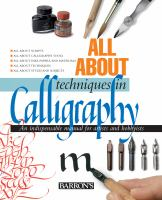 All About Calligraphy