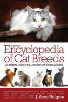 Barron's Encyclopedia of Cat Breeds