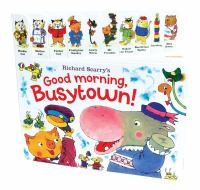 Richard Scarry's Good Morning Busytown