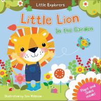 Little Lion In The Garden