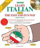 Barron's Learn Italian the fast and fun way
