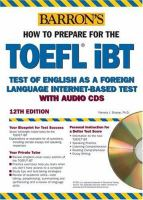 Barron's How to Prepare for the TOEFL IBT