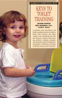 Keys to Toilet Training