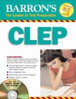Barron's CLEP