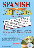 Spanish for Gringos, Level 2