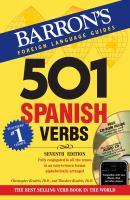 Image: 501 Spanish Verbs