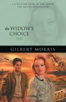 The Widow's Choice
