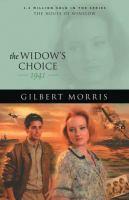The Widow's Choice