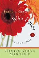 Being A Girl Who Loves
