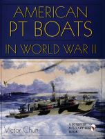 American PT Boats in WWII