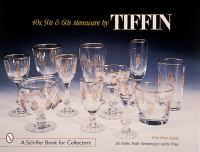 40s, '50s, & '60s Stemware by Tiffin