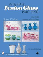 The Big Book of Fenton Glass, 1940-1970