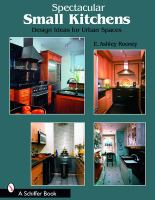 Spectacular Small Kitchens