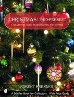 Christmas, 1960-present