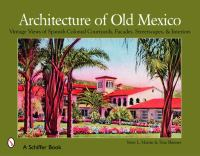 Architecture of Old Mexico