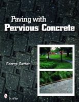 Paving With Pervious Concrete
