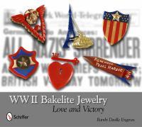 WWII Bakelite Jewelry