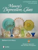 Mauzy's Depression Glass