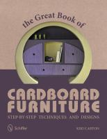 The Great Book of Cardboard Furniture