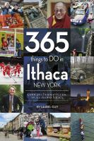 365 Things to Do in Ithaca New York