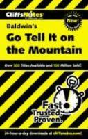 CliffsNotes Baldwin's Go Tell It On The Mountain