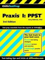 CliffsTestPrep Praxis I, PPST