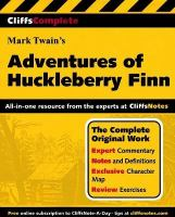 CliffsComplete Twain's Adventures of Huckleberry Finn