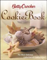 Betty Crocker Cookie Book