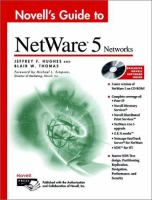 Novell's Guide to NetWare 5 Networks