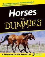 Horses for Dummies