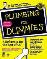 Plumbing for Dummies
