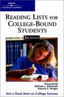 Reading Lists for College-bound Students