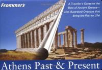 Guide With Reconstructions Ancient Athens