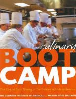 Culinary Boot Camp