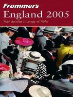Frommer's England 2005