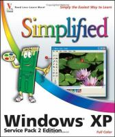 Windows XP Simplified