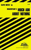 CliffsNotes Shakespeare's Much Ado About Nothing