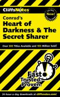 CliffsNotes Conrad's Heart of Darkness and The Secret Sharer