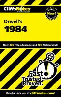 CliffsNotes, George Orwell's 1984