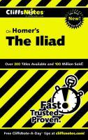 Cliffs Notes Homer's Iliad