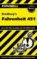 CliffsNotes Bradbury's Fahrenheit 451
