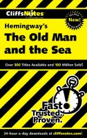 CliffsNotes, Hemingway's The Old Man and the Sea