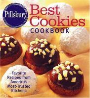 Pillsbury Best Cookies Cookbook