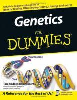 Genetics for Dummies