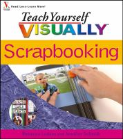 Teach Yourself Visually Scrapbooking