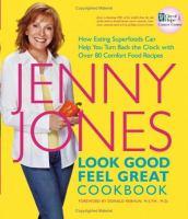 Look Good, Feel Great Cookbook