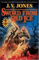 A Sword From Red Ice