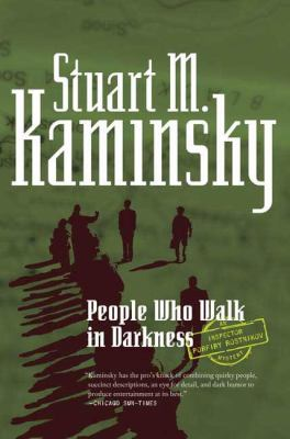 Cover image for People Who Walk in Darkness